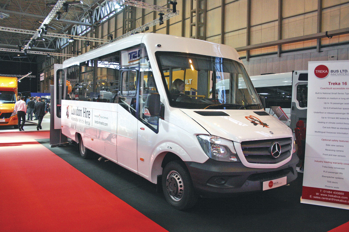 Vw Bus 2015 >> Commercial Vehicle Show 2015 - focus on minibus developments - Bus & Coach Buyer