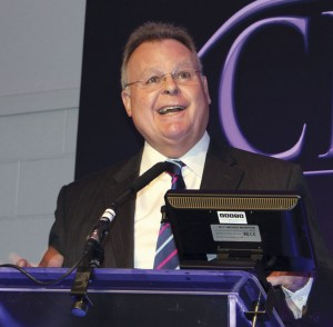 Alan Atkinson, General Manager of Plaxton