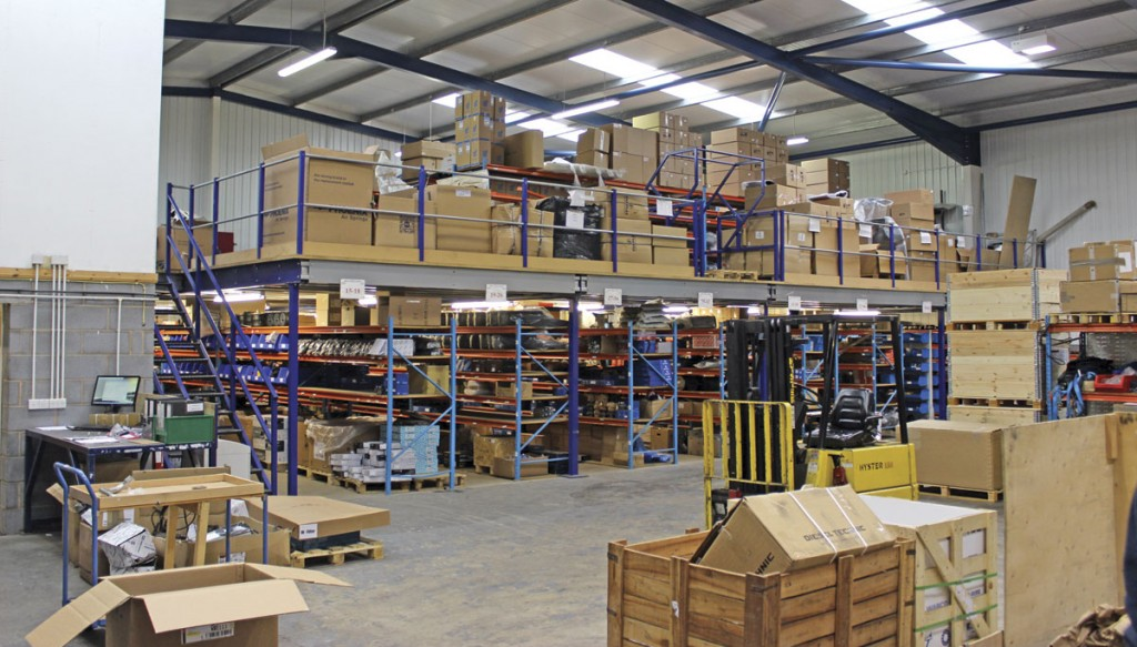 Around £680,000 of stock is held at Retford
