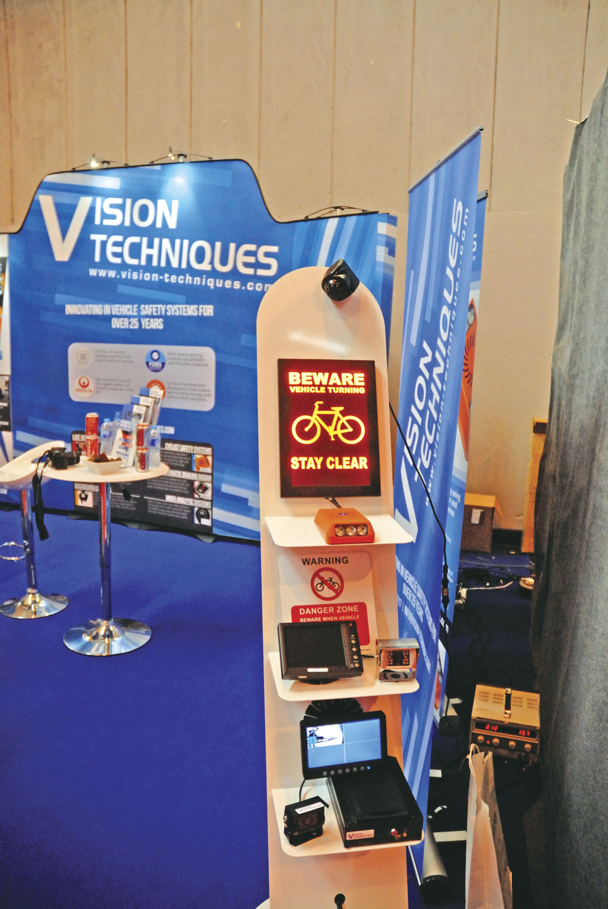Some of Vision Techniques products