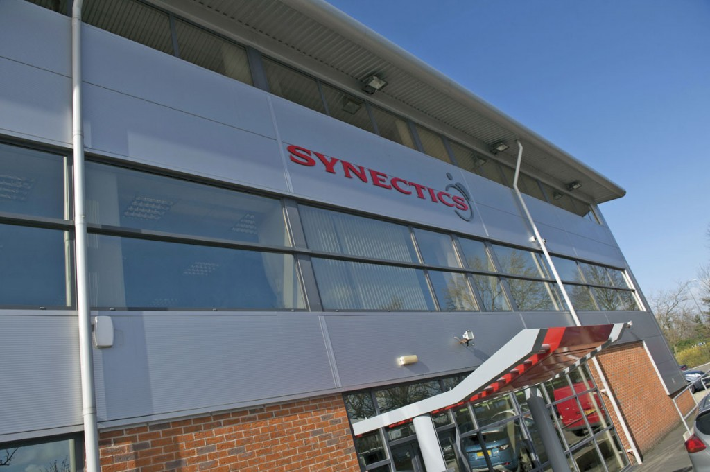 Synectics Mobile Systems' new Preston headquarters