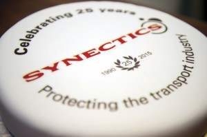 Synectics celebrated 25 years of business recently