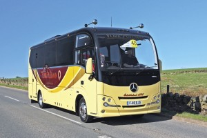 York Pullman's Cheetah XL bodied Mercedes-Benz Atego 1218L won the Top Mini-Midi award