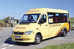 York Pullman was the Mini Driver of the Year driving a 2006 Sprinter 416CDi Onyx conversion.