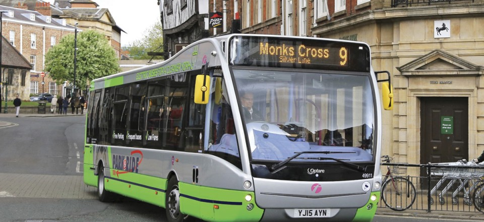 The Versa EVs will contribute to improved air quality in York's historic city centre
