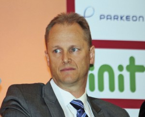 Jonas Stromberg, Scania CV AB's Director of Sustainable Solutions