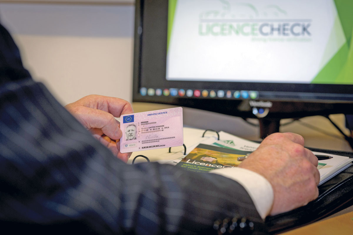 The abolition of licences' paper counterpart has raised some concern regarding fleet licence checking practices