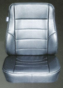 A seat fitted with the new ProBax system