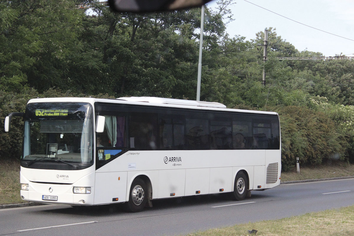 Arriva has been significant among customers for the Crossway. It operates examples in seven countries