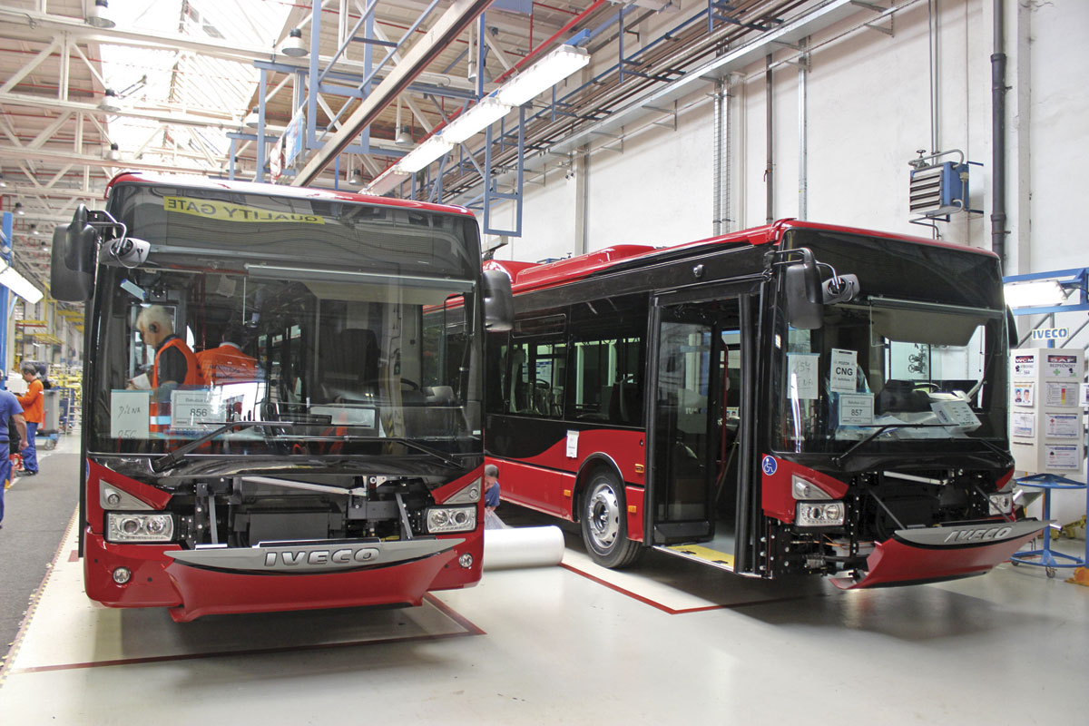 CNG Urbanways from the order for Baku