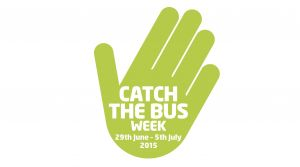 Catch the Bus Week 2015