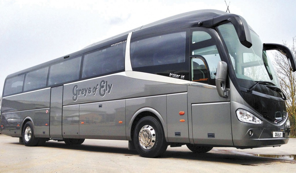 Grey's of Ely has made good use of Mobile Onboard's Wi-Fi in terms of marketing its brand