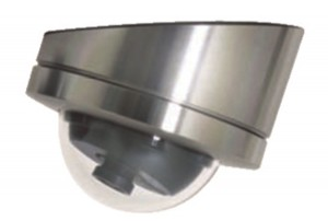 One of the dome cameras provided by Transport Technology Services
