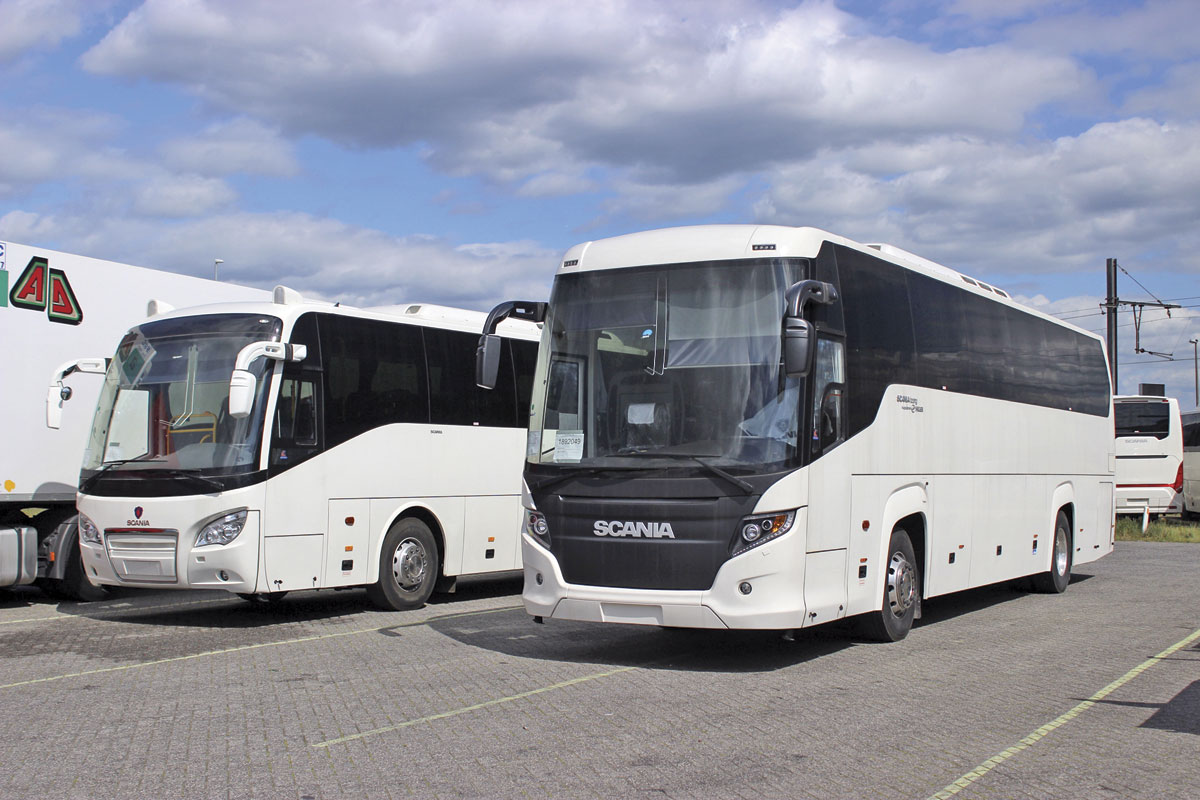 Scania Touring HD - Bus & Coach Buyer