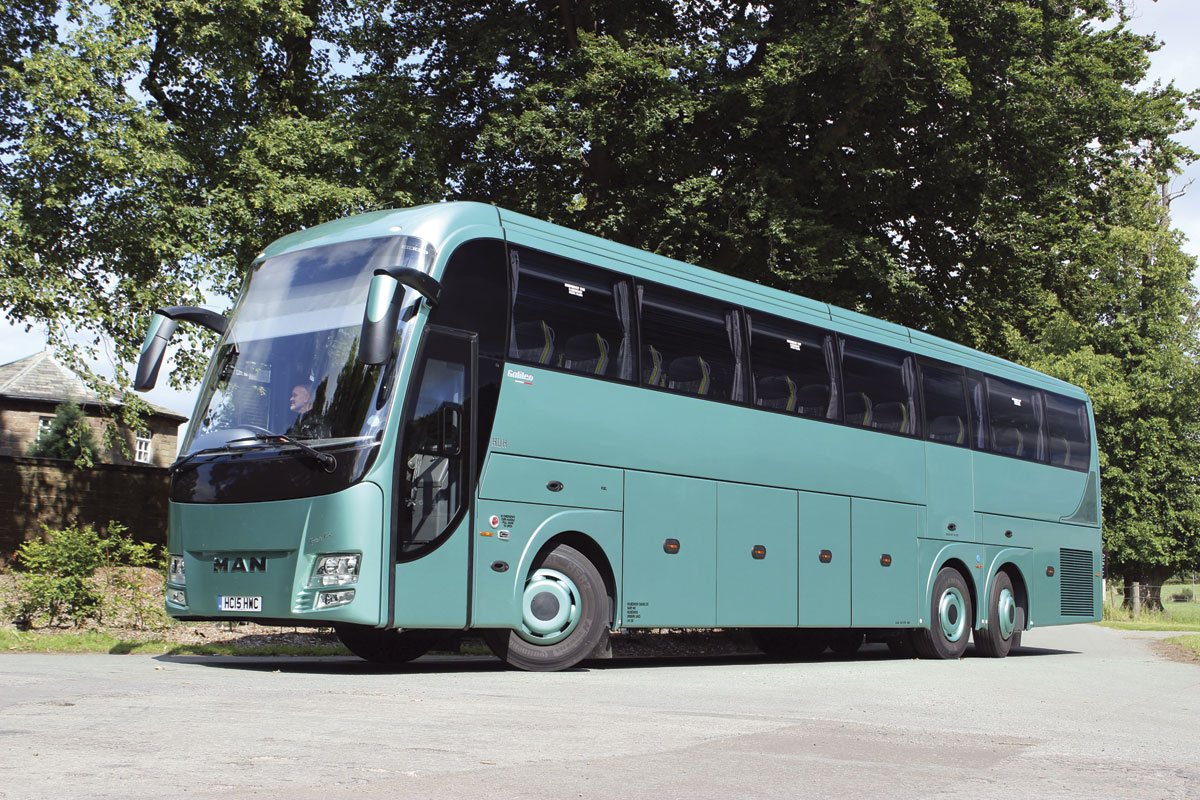 BASE believe the 13.8m Barbi Galileo HDH will appeal to operators accustomed to buying Setra, Neoplan Starliner and other top of the range coaches to find something that meets their needs