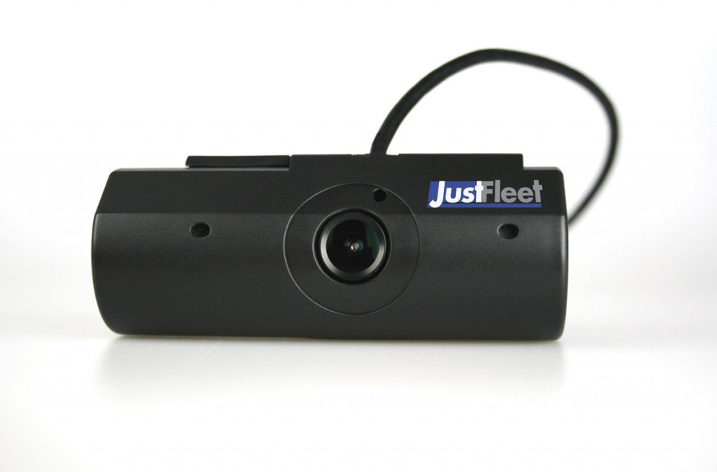 Just Fleet's IT1000 3G front facing camera