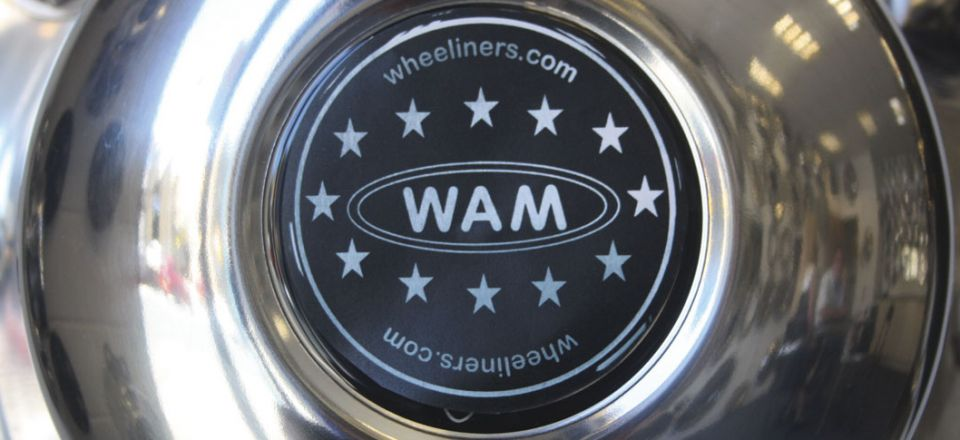 WAM the new name in wheeliners.
