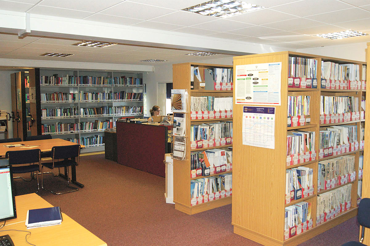 Inside the CILT Knowledge Centre