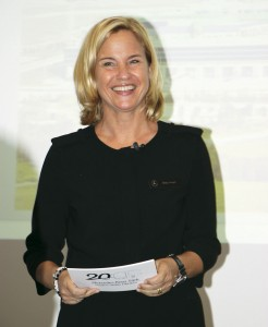 Britta Seeger, Head of Mercedes-Benz Turk
