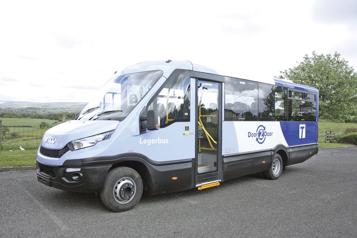 Mellor Coachcraft Iveco New Daily