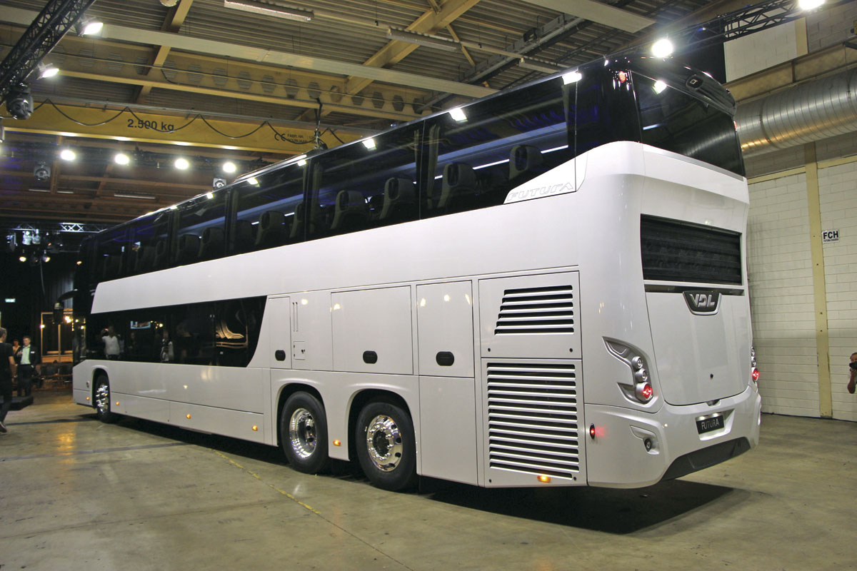 Vdl S New Fdd2 Coach Bus Amp Coach Buyer