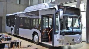 Mercedes-Benz takes gas route with Citaro NGT