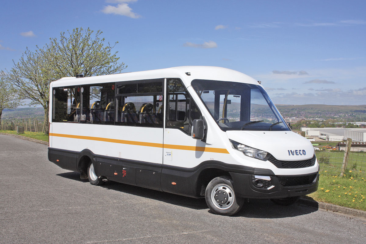 Mellor Coachcraft Iveco New Daily Bus Amp Coach Buyer