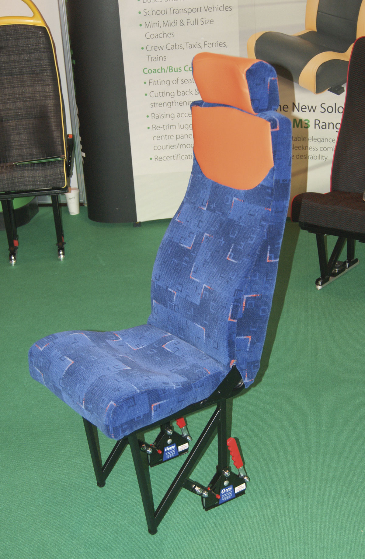 The Hawk passenger seat from Cogent.
