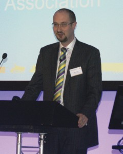 FTA's Head of Licensing Policy and Compliance Information, James Firth.