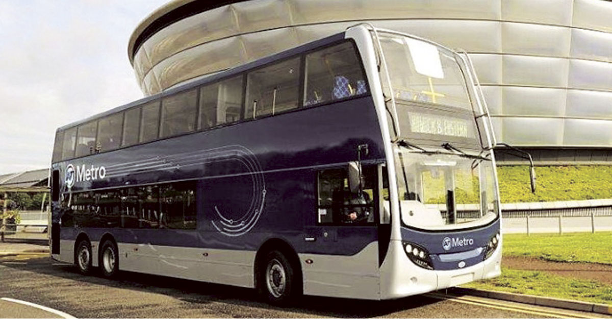 Following legislative changes, an order for 39 Enviro 500s has been won in New Zealand