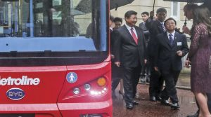 BYD and ADL strengthen links