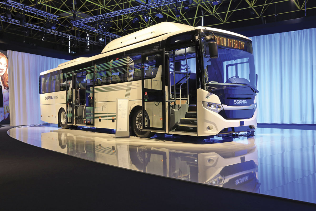 The Scania Interlink LD
