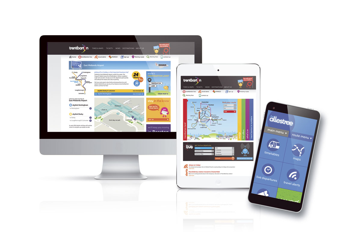 Best impressions also offer web services as this picture of trentbartons various media platforms demonstrates.