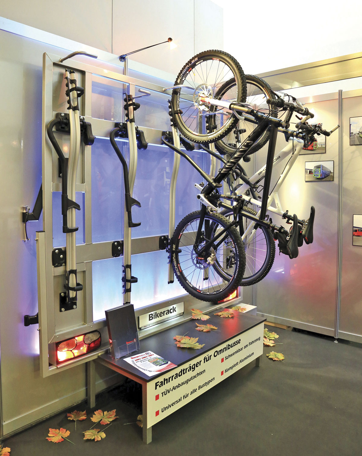 Cycle carrier from Heymann.