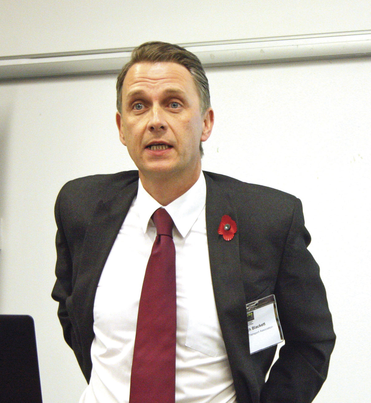 Gareth Blackett, Director of Policy and Practice, CTA-UK.