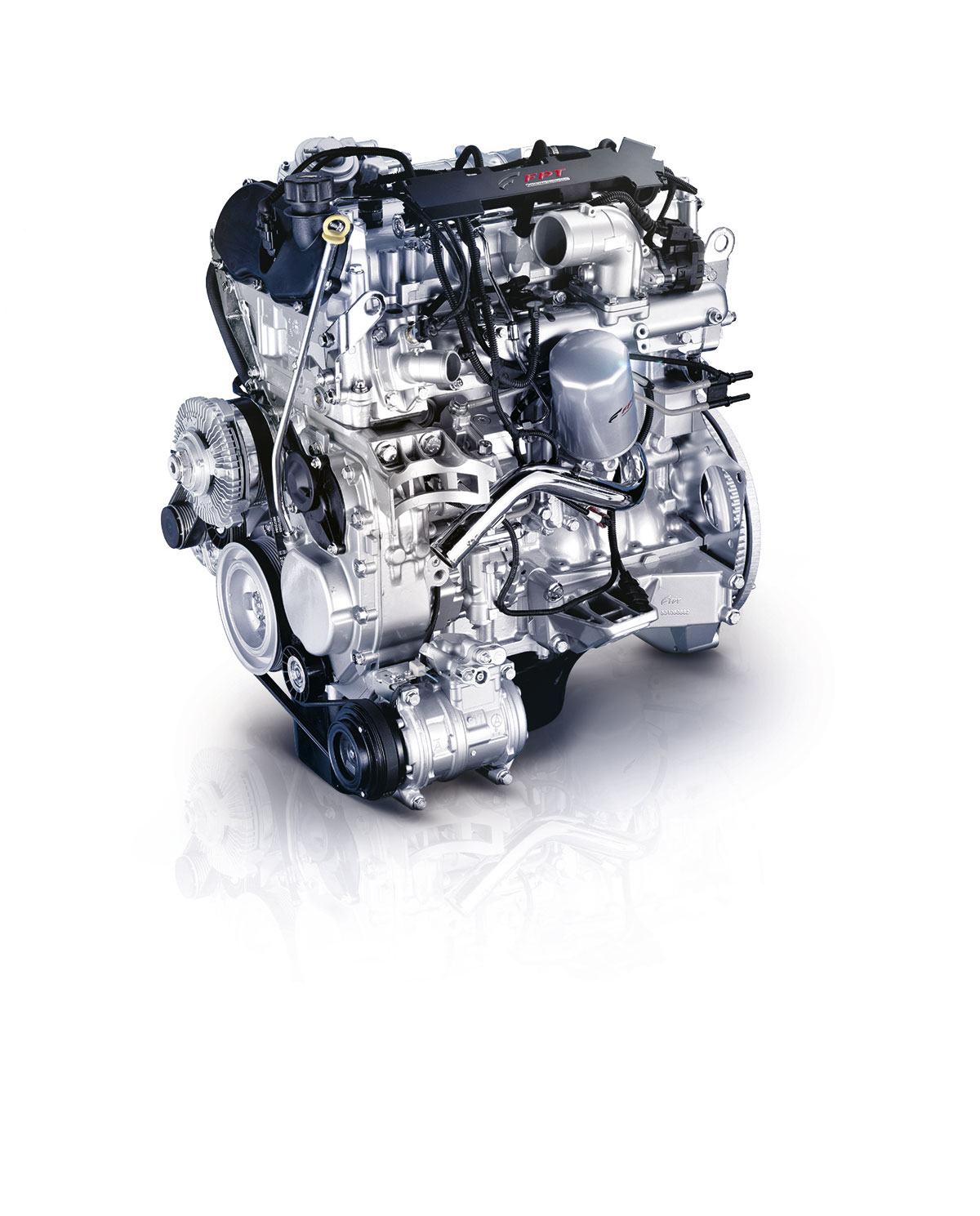 The excellent Euro5b and Euro6 2.3 litre and 3.0 litre diesels produce more power and torque at less revs and with greater fuel economy