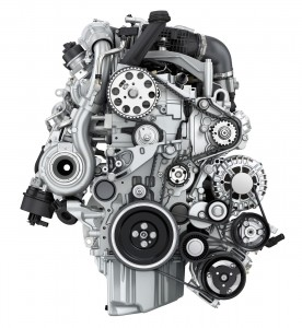 The new 2.0 litre Euro6 engine available with power outputs up to 204bhp.