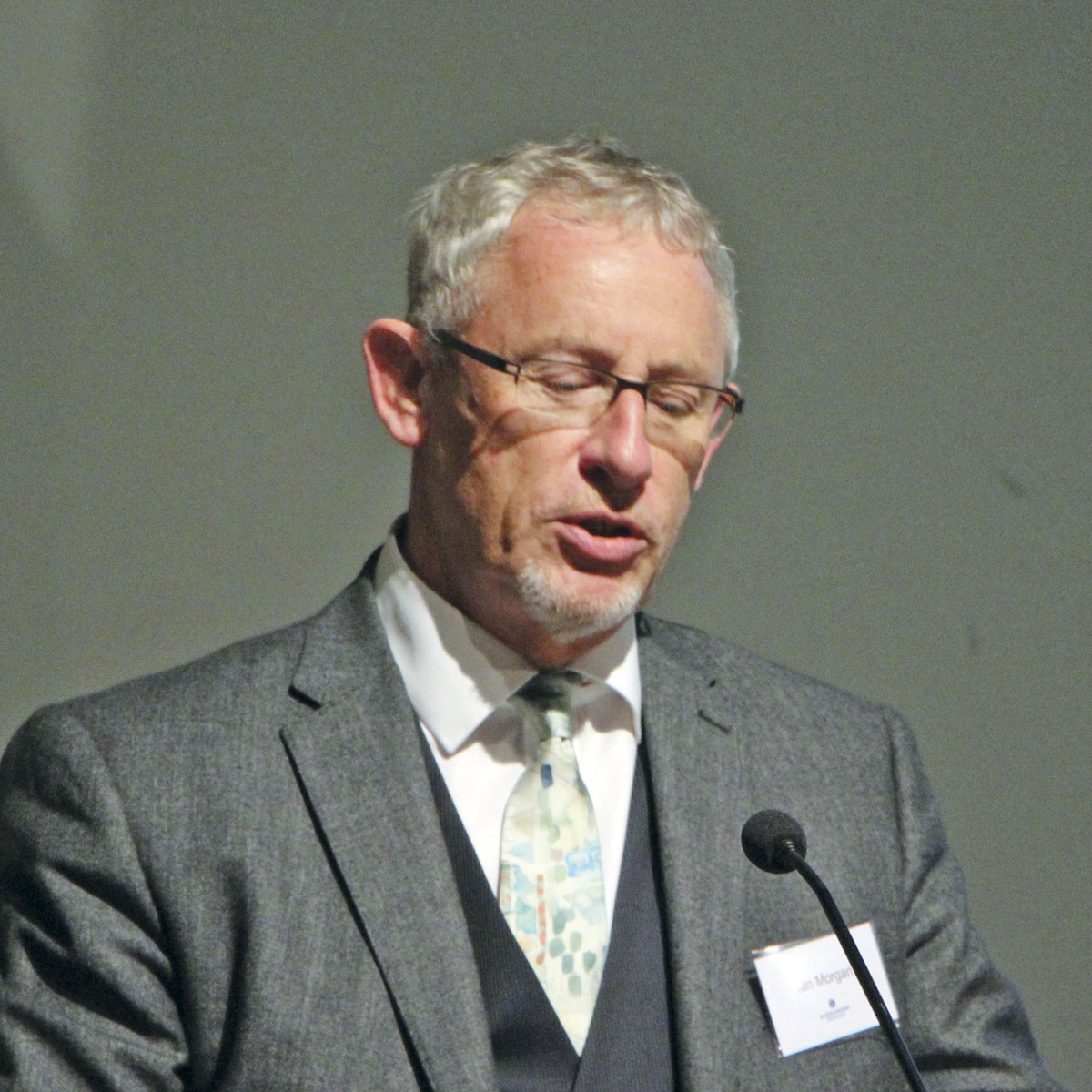 Ian Morgan OBE, CPT Chairman and Deputy Chair of the Wellglade Group.