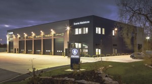 Flagship Scania premises opens in Maidstone