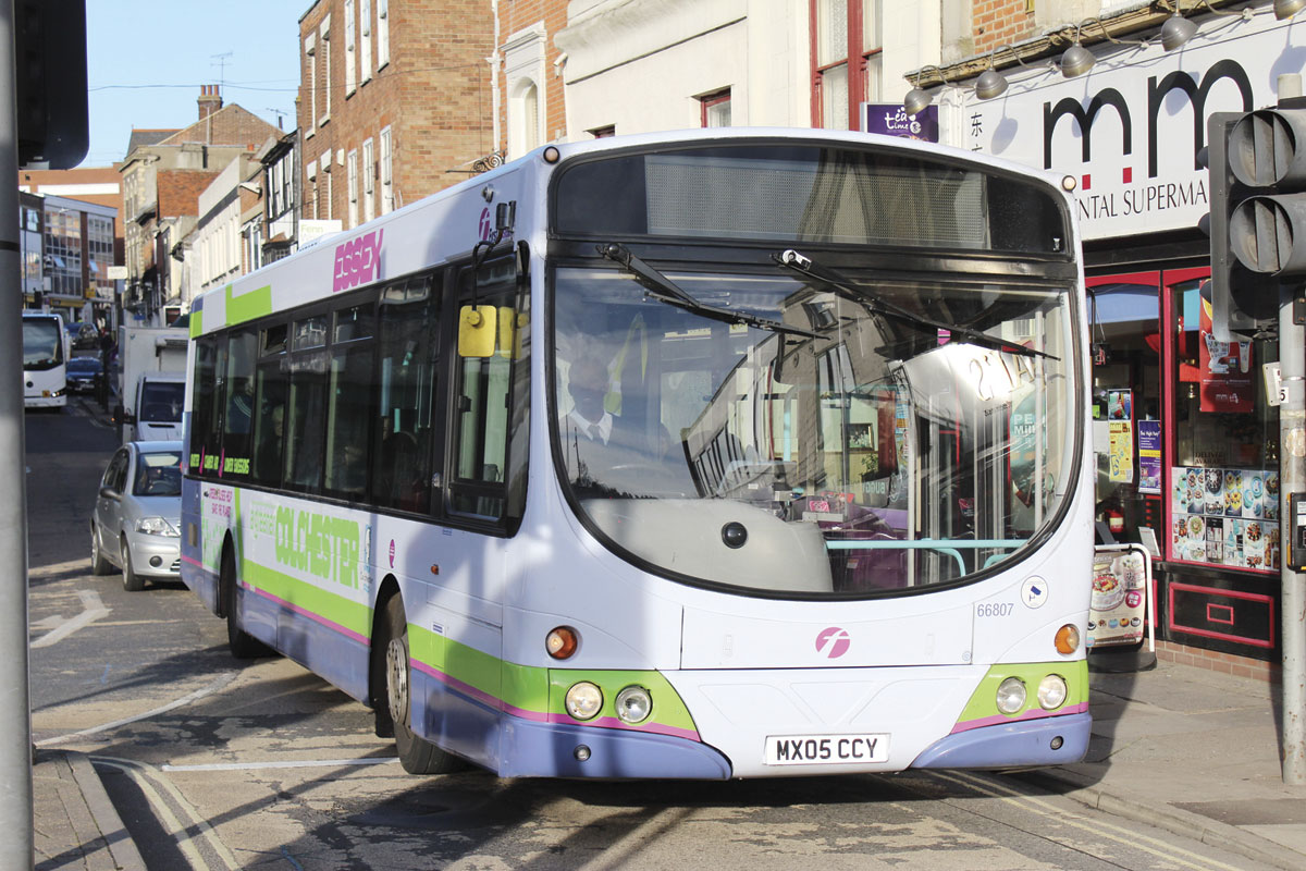 Ten 2005 Volvo B7RLEs have been upgraded to Euro5 status and refurbished.