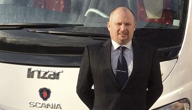 Scania appoints new Account Manager