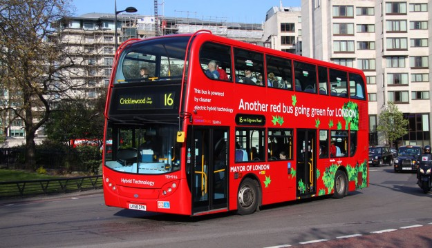 Green tech for 439 buses