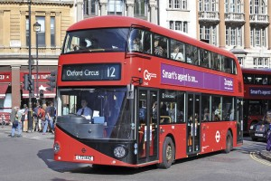 Go-Ahead Group are the most significant provider of contracted bus services in London, Euro6 standard New Routemasters operate on the 12.