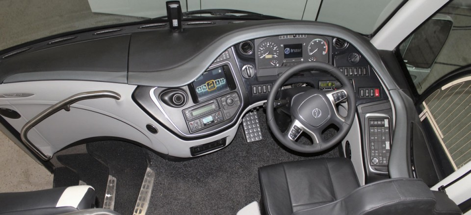 The attractive dash and cab arrangement that will remain exclusive to the i8