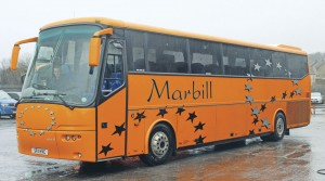 Marbill Coaches – One big family
