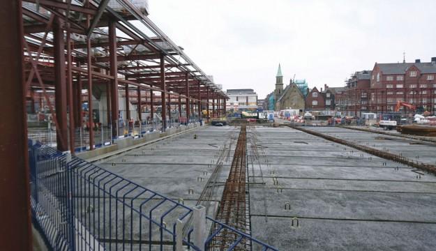 Bolton Interchange progressing