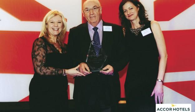Edwards win Accor Hotel awards