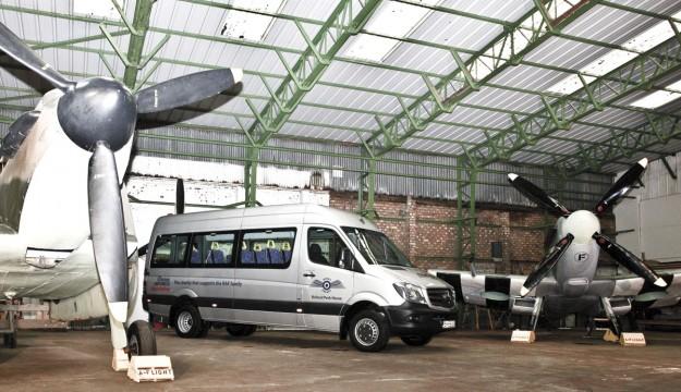 RAFA takes Sprinter Mobility 35s