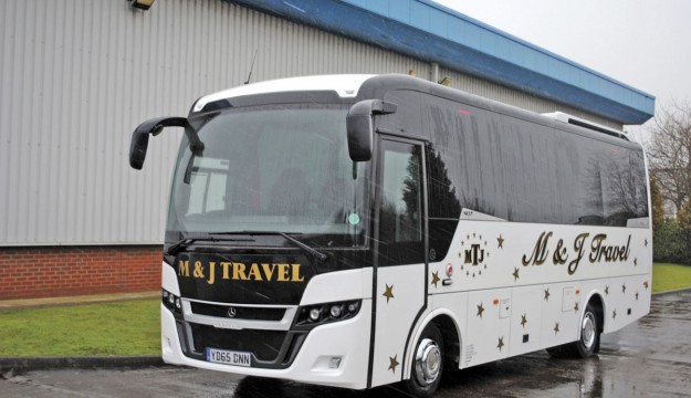 M & J Travel add Indcar Next