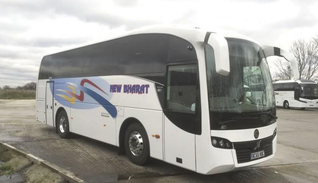 Volvo Sunsundegui for New Bharat